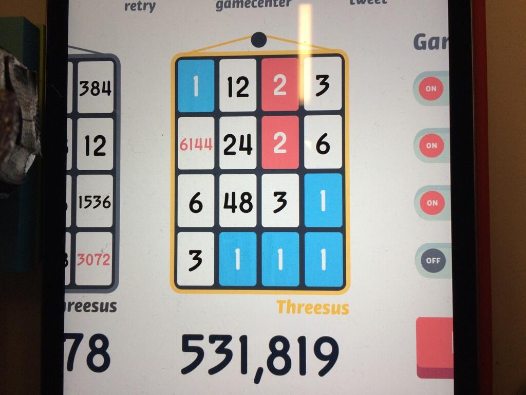 Threesus 6144